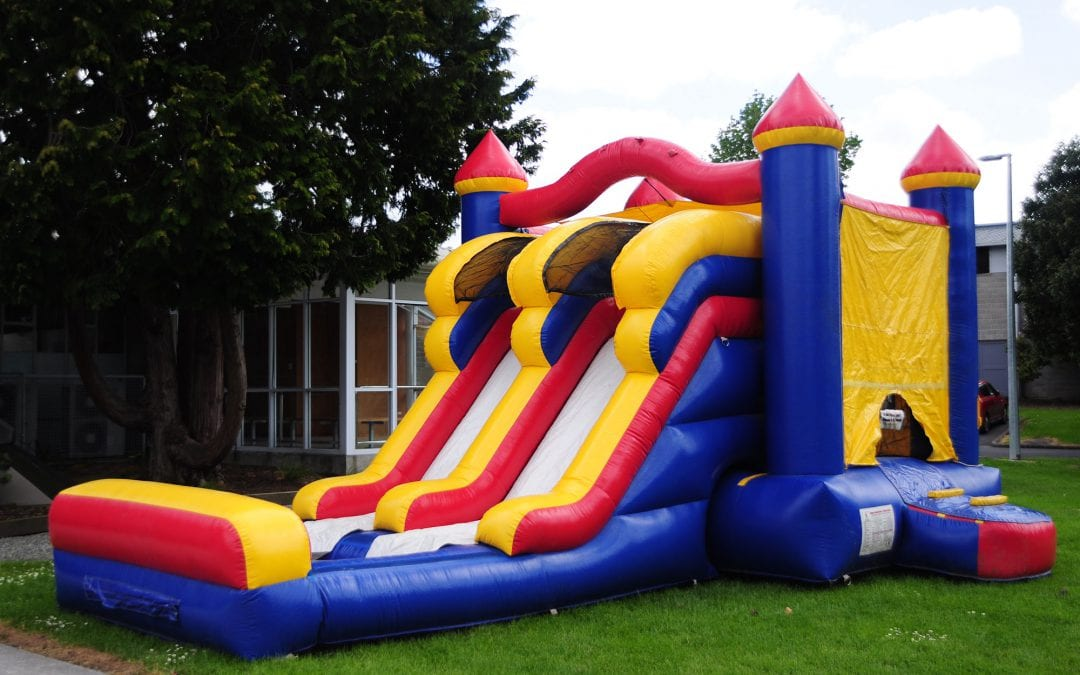 How To Choose Inflatable Castle For Kids