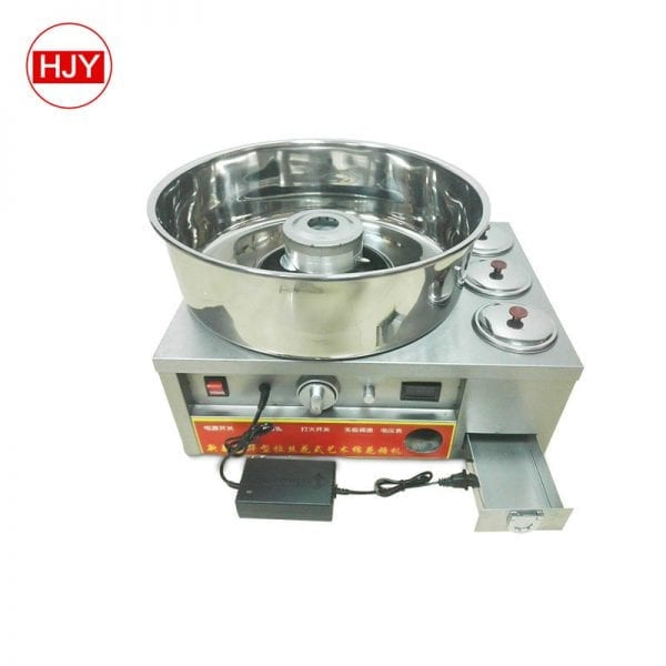 Commercial Electric Cotton Candy Floss Machine