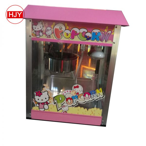 Commercial Popcorn Maker Machine