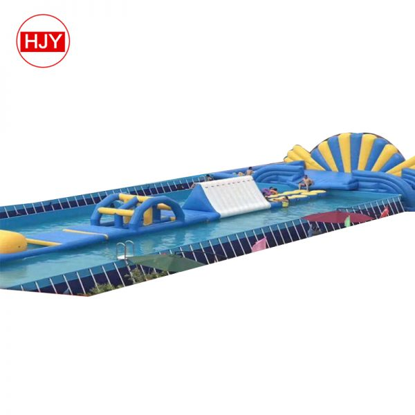 inflatable water park equipmentfor