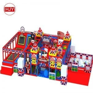 indoor playground castle