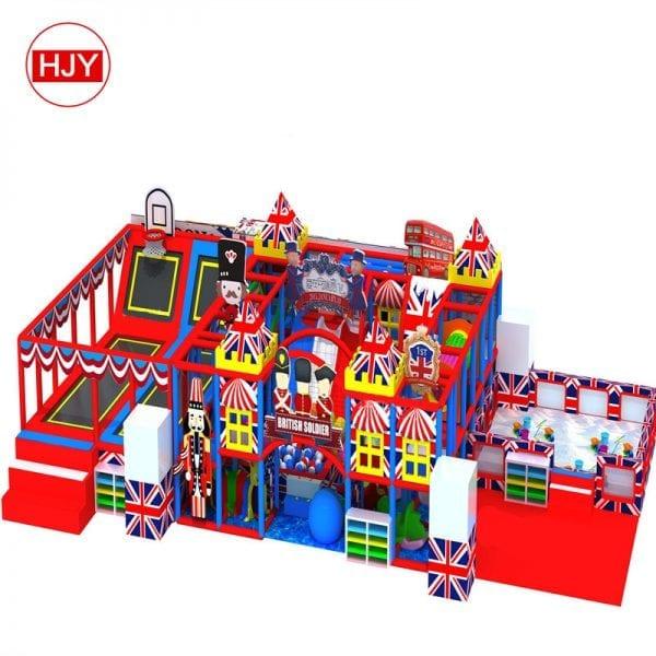 indoor playground castle