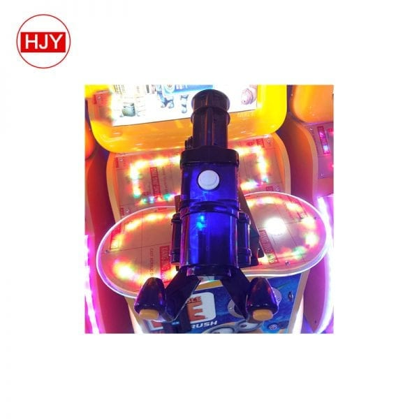 gun vending led amusement game