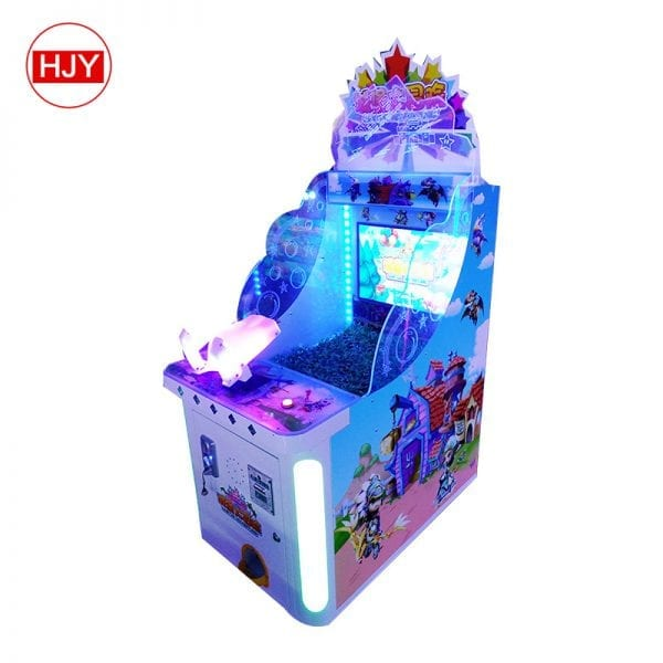 Castle adventure coin operated