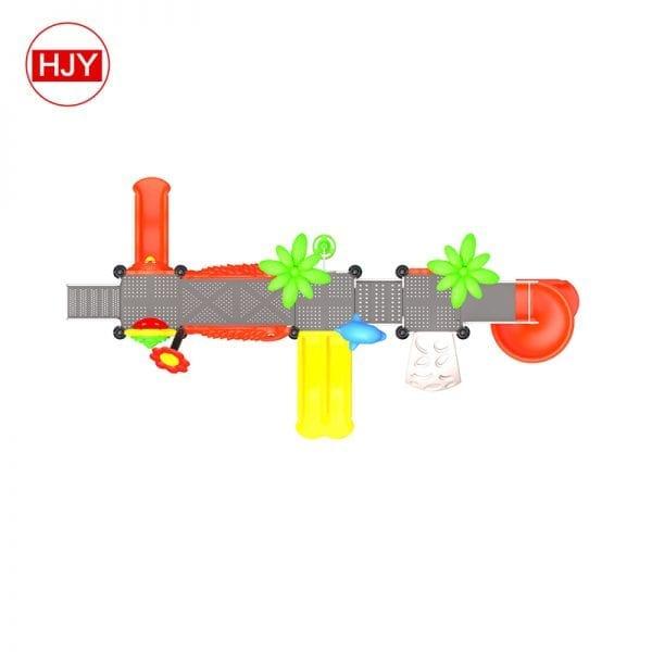 playground plastic combo slide