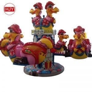 clown kids carousel