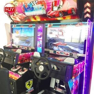 games machine for indoor playground