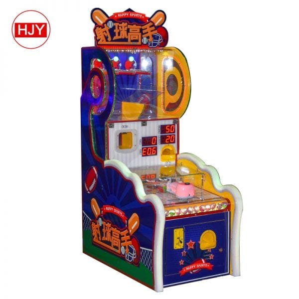 shooting Ball Lane Game machine