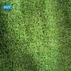 Beautiful landscaping green artificial grass