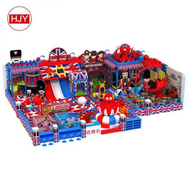 naughty castle playground