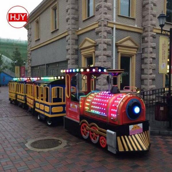 CE certification train kids ride