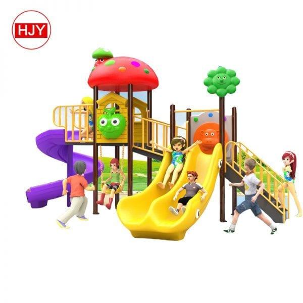 Park Garden Slide Games
