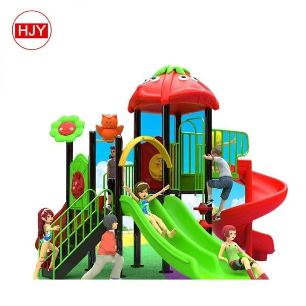 Plastic Tube Slide Outdoor