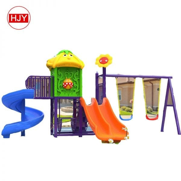 Outdoor Playground Equipment Plastic