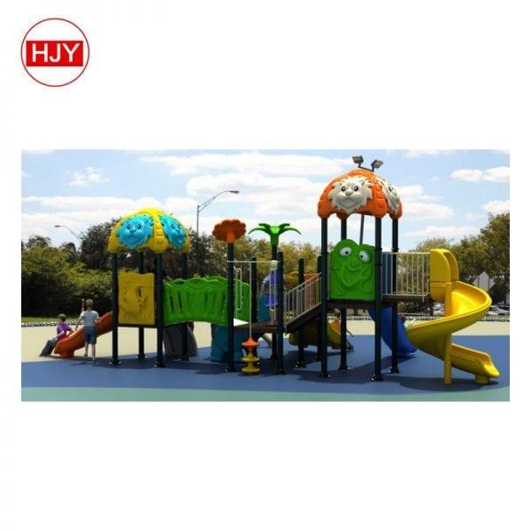Playground Big Slides
