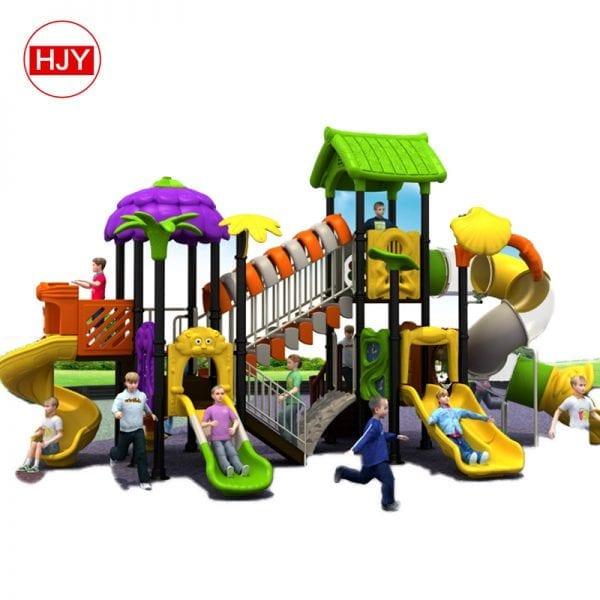 Factory Children large plastic slide