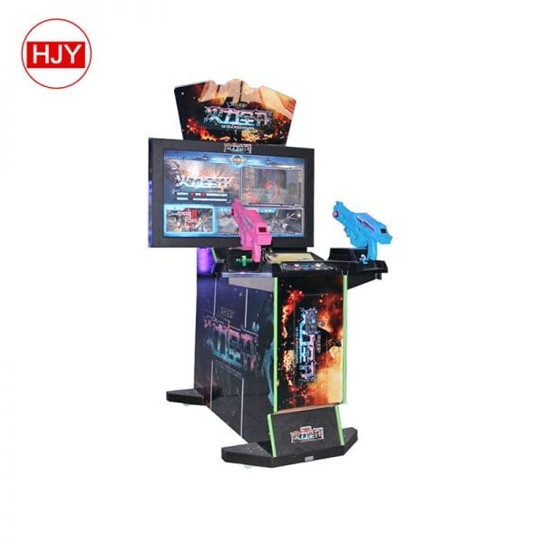 arcade Gun battle game shooting