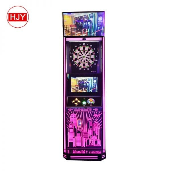 Electronic Dart Game Machine