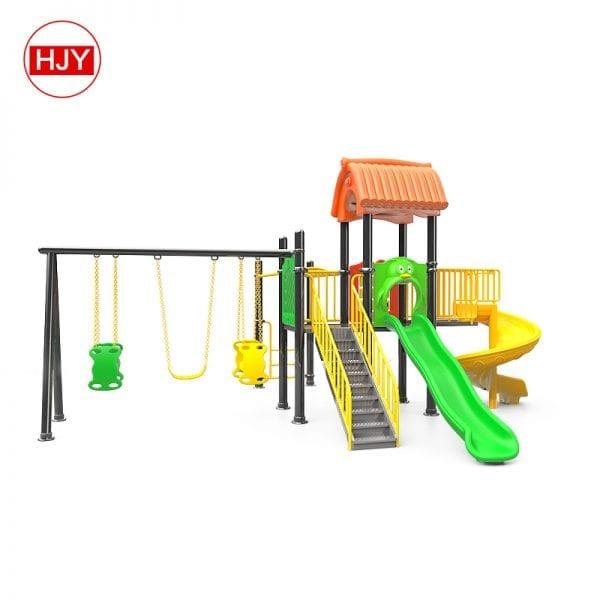 Playground Climbing Slide swing
