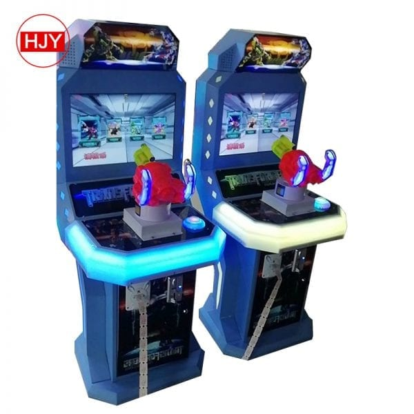 shooting 32-inch video game machine
