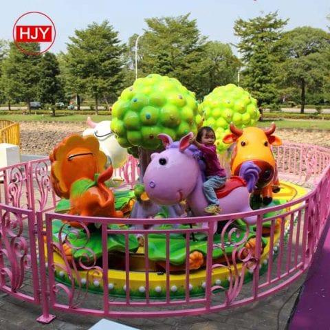 park rides big toys