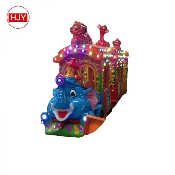 kids playground trains