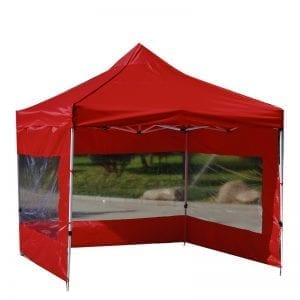 Full side selling booth tent
