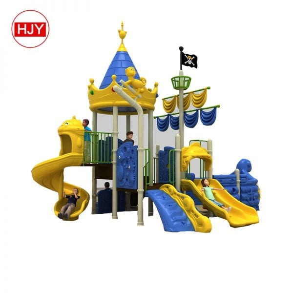 playgrounds plastic slides