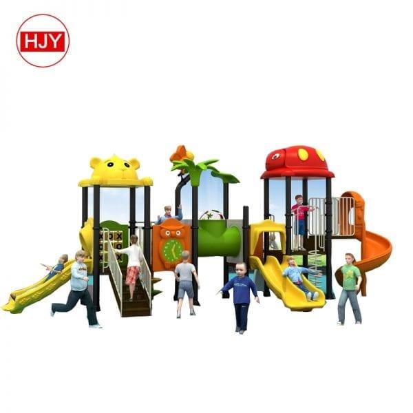 Plastic Combination Slide Playground