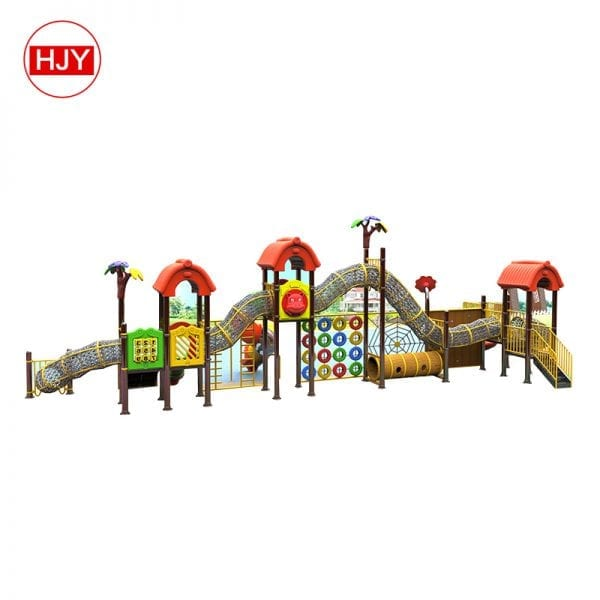 Unique Kids Outdoor Playground