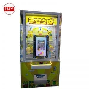 Kids Coin Pusher Video Arcade Game Machines and Equipments