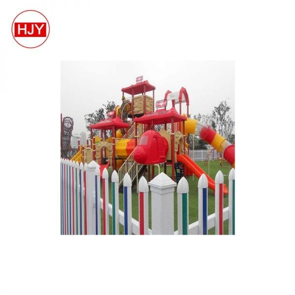 playground plastic slides kids