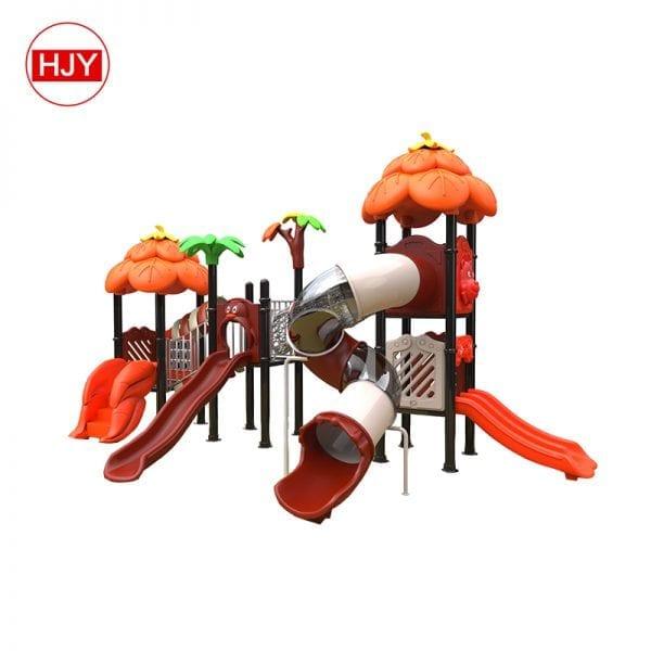 kindergarten park playground slide for kids