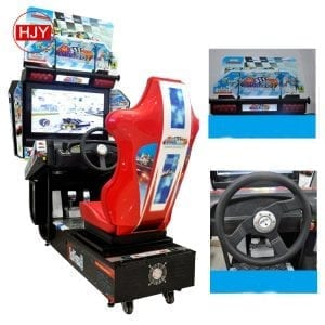 simulator car racing for children