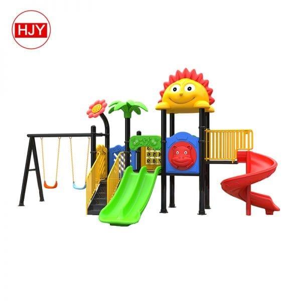Plastic Slide Amusement Park