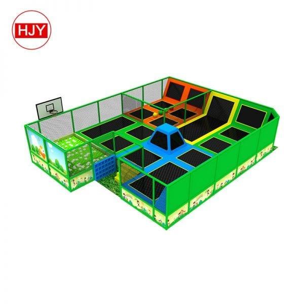 Trampoline Park Indoor