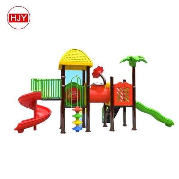 Mushroom Kids Outdoor Playground Slide