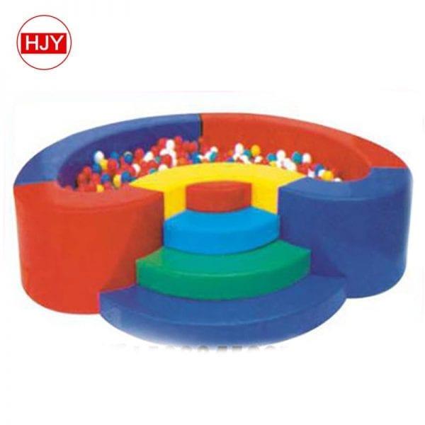 oval ocean ball pool plastic