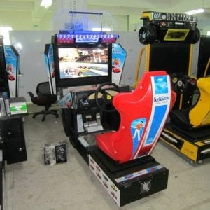 coin operated arcad games