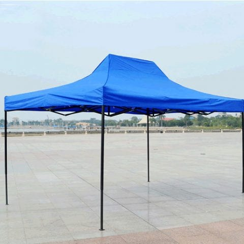 Outdoor folding gazebo tent