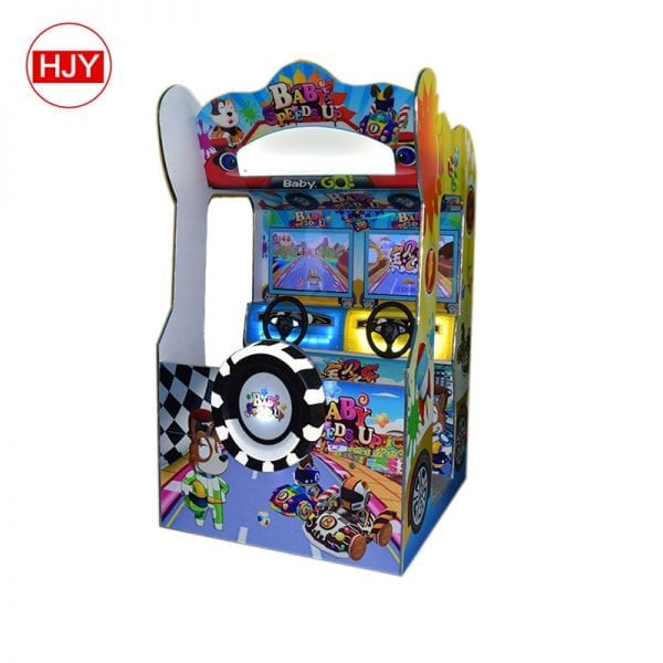 racing car game machine kids