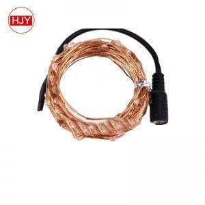 light strings copper wire