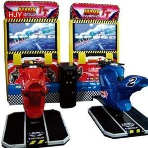 motor game machine