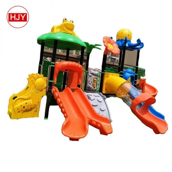 Plastic Tube Play set Slide