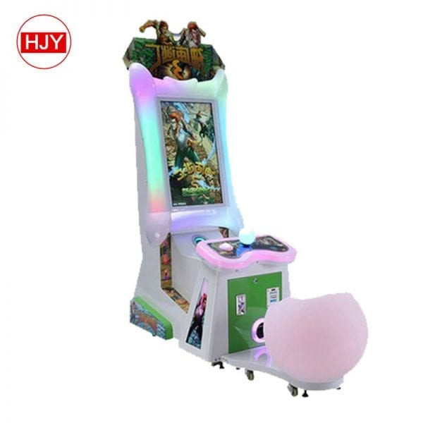 PK kids arcade shooting game
