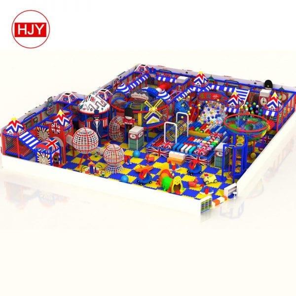 Indoor Gym playground equipment
