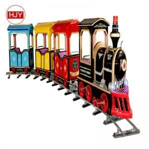 train customized toys