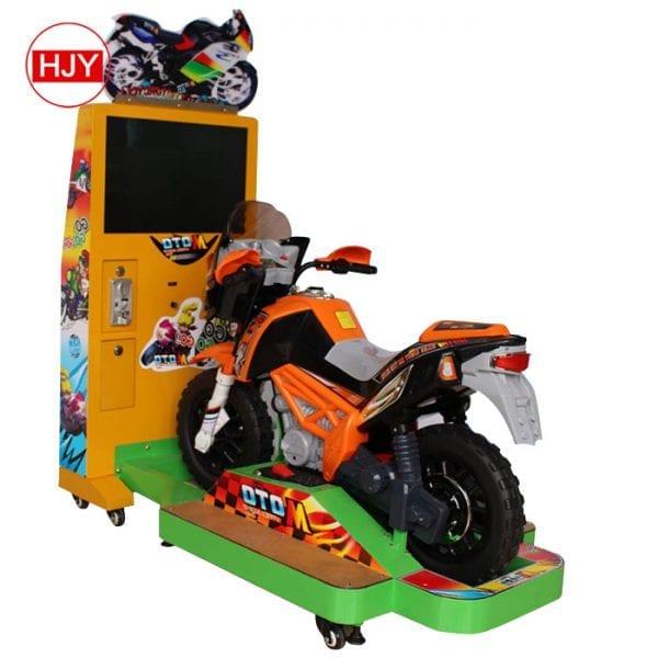 Children motor games kid motorbike