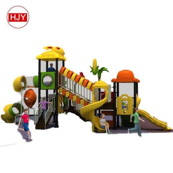 kids garden toys tube slide