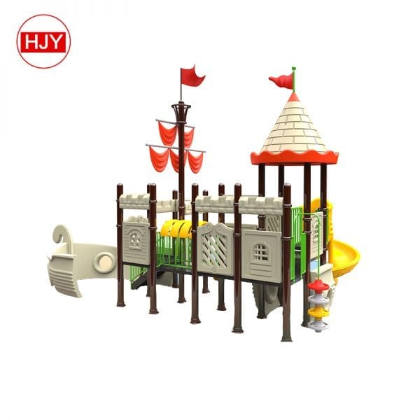 Play Game Equipment Plastic castle